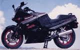נינג'ה 600 1987
