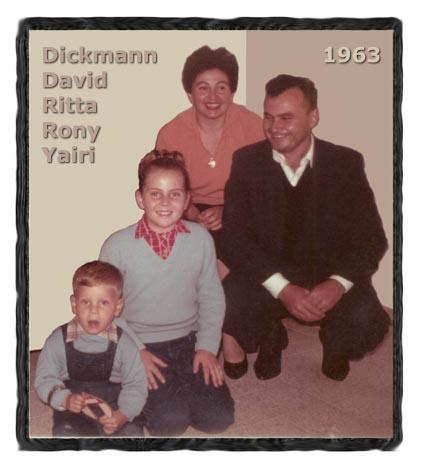 משפחת דיקמן 1963