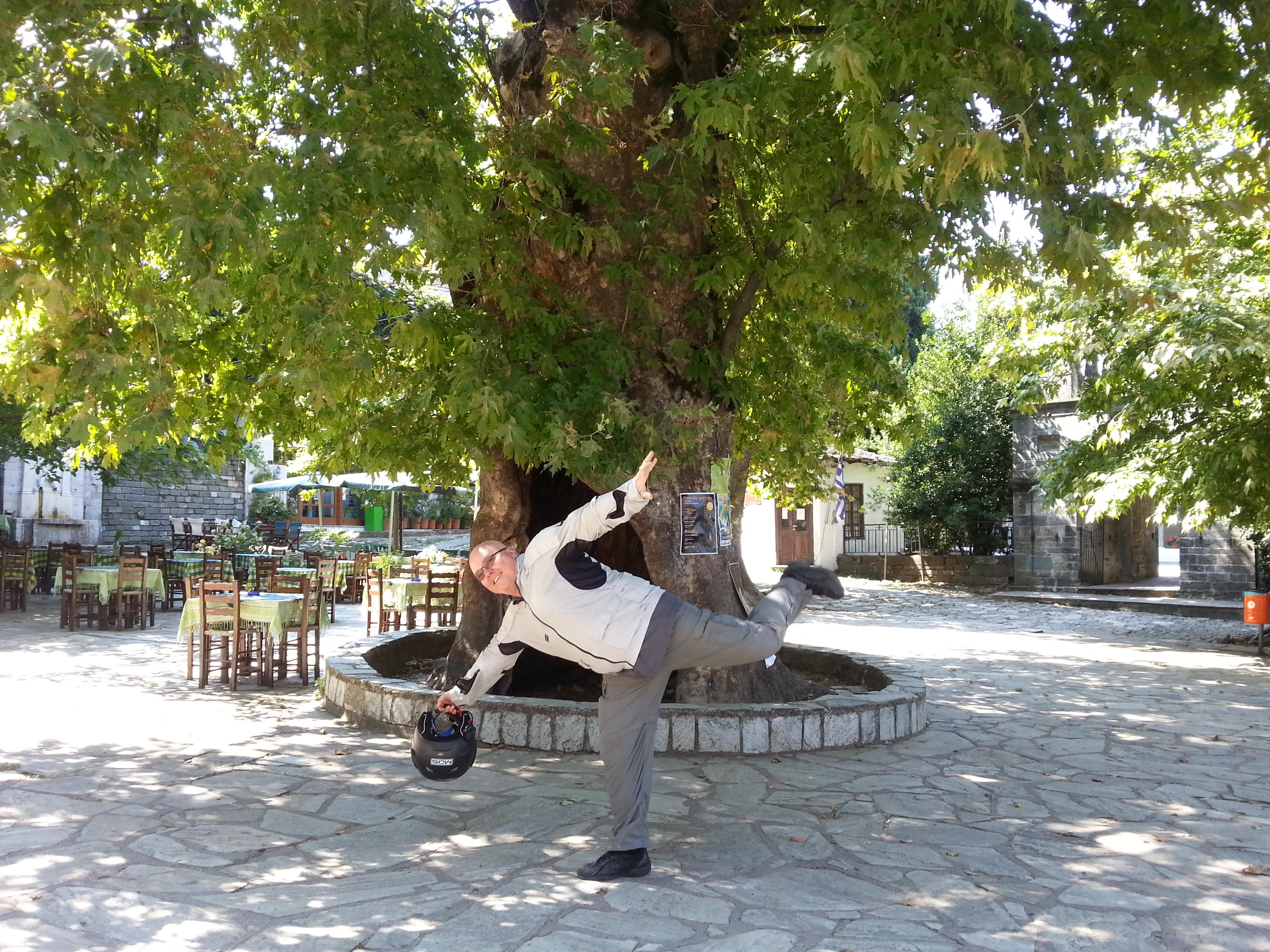 דיקמן אוירון יוון