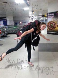 aviron shay dickmann new delhi