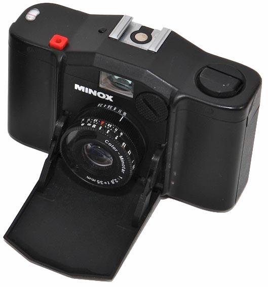 דיקמן מצלמה מינוקס Minox EL